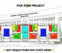 Cho thuê nhà hàng Five Star Kim Giang Thanh Xuân 2016. BQL: 097.179.1688