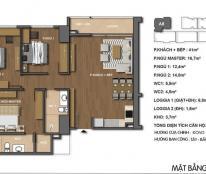 Cần bán căn A8-3 ngủ-107m2-tầng 9 chung cư Hong Kong tower-0989704285