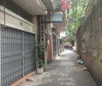Nhà 120 ngõ 169 Tây Sơn 40m, 3 tầng, mặt tiền 3.8m 5.4 tỷ có TL. LH Giang 0916504423