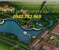 Bán BT- Liền kề Nguyễn Quyền Bắc Ninh, giá chủ đầu tư 0942782969