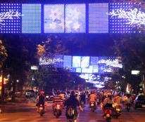 Bán  mảnh số 36 Bà Triệu quận Hoàn Kiếm 650m giá 180 tỷ