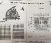 Tôi cần bán kios 06 chung cư HH02-1A Thanh Hà Mường Thanh.
