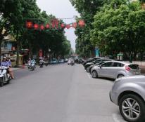 Bán 1300m đất Trần Hưng Đạo Hoàn Kiếm đối diện Bộ Công An