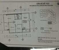 Cần bán gấp căn 1013-nhà chung cư CT2B-Khu nhà ở Thạch Bàn-0989704285
