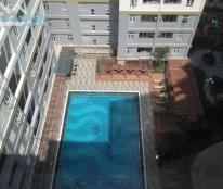 Cho thuê căn hộ Himlamriverside Q7, 78m2, view đẹp, 13 triệu/tháng.