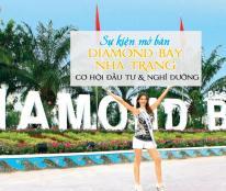 Bán căn hộ Diamond Bay Nha Trang full nội thất cao cấp chỉ 1,2 tỷ lợi nhuận 8%/năm.