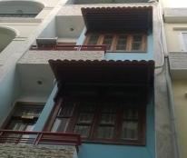 Bán Nhà Sau Căn Mặt Tiền HXH Trần Quang Khải Q1(4,7mx19m) 1 trệt 2 Lầu 4PN(Vào Ở Ngay)Giá Rẻ