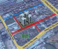Bán căn hộ 2 mặt thoáng trên Lê Văn Lương, Thanh Xuân, chỉ 26.5tr/m2