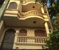 Cho thuê nhà riêng phố Đội Cấn: 100m2 x 4 tầng. LH: 0964712026.