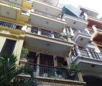 bán nhà liền kề số 82 ngõ 86 Duy Tân,50m2 x 5 tầng mới có vỉa hè