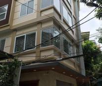 Bán nhà phố Trần Quốc Vượng, DT 120m2, 4 tầng, MT 7.4m, giá 18 tỷ - LH 01236056969
