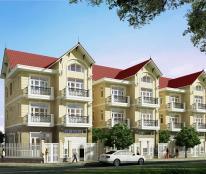 Bán căn biệt thự vị trí đẹp nhất khu Vip dự án 96 - 96B Nguyễn Huy Tưởng, DT 174m2, giá 111 tr/m2
