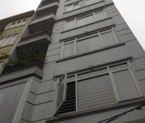 Cần bán nhà Hồ Tùng Mậu 75m, 8 tầng, thang máy, ô tô tránh, KD 5.000$/tháng.