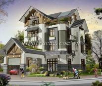 Bán nhà biệt thự Lão Thành Cách Mạng khu 5,2ha DT 400m2 x 3,5 tầng sổ, giá siêu rẻ