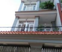 Bán nhà mặt tiền Ba Vì, P4, Tân Bình 7X17m, 1 trệt 2 lầu