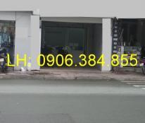 Cho thuê mặt bằng Lê Quang Định 4 x 28m, WC riêng. Giá 22 tr/th (gần chợ Bà Chiểu)