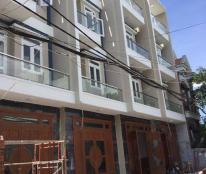 Nhà phố xây mới 1 trệt 3 lầu sân đậu ô tô cách Nguyễn Oanh GV chỉ 300m