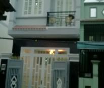 Nhà dt 3x6m, 1 tấm, hẻm 7m giá 800 triệu quận Bình Tân