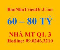 Bán Nhà Mặt Tiền 144 - 146 Nguyễn Thái Bình, P.Nguyễn Thái Bình, Quận 1, TP.Hồ Chí Minh