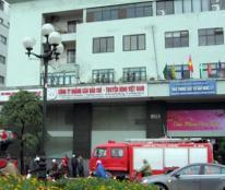 Cho thuê căn hộ chung cư M3 M4 Nguyễn Chí Thanh 3 phòng ngủ đầy đủ nội thất giá 13 triệu