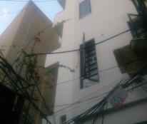 Bán nhà 36m2 x 5 tầng mới Lương Khánh Thiện, 2 mặt tiền, ô tô đỗ cửa, SĐCC, hướng tây, giá 3,1 tỷ