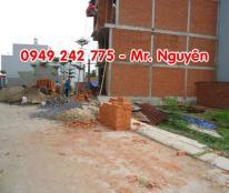 Đất đường Vườn Lài giá 26Tr/m2, P.An Phú Đông, Quận 12, có GPXD ngay, nhiều nhà đang xây