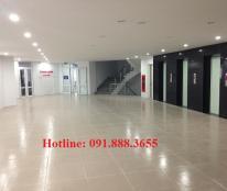 Cho thuê văn phòng tòa Hội Phụ Nữ, đường Tôn Thất Thuyết diện tích 55m2, 98m2, 196m2