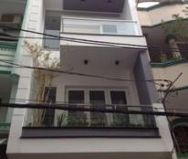 Nhà DT 3.2x8m_ 3 tấm_hẻm/ Đất Mới, gần Lê Văn Quới