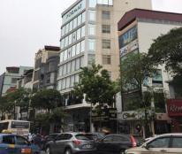 Bán tòa nhà showroom đẹp nhất phố Lê Văn Lương 380m2x10T, giá 116 tỷ