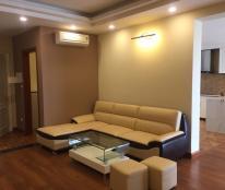 Cho thuê CHCC tại dự án chung cư D2 Giảng Võ, Ba Đình, Hà Nội DT 80m2, giá 15 triệu/tháng