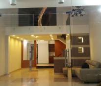 Cho thuê nhà hẻm 8m đường 3/2 gần Cao Thắng 7m x 16m, trệt, 3 lầu, ST, nhà mới