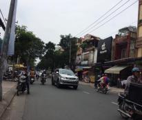 Cho thuê nhà mặt tiền ngay con đường sầm uất nhất quận Tân Phú.