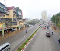 Bán nhà mặt phố Kim Mã 195m mặt tiền 8m, phố 2 chiều.