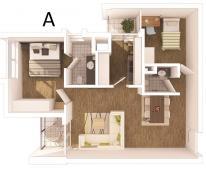 Bán căn hộ chung cư tại Dự án Khu đô thị Ecopark, Văn Giang, Hưng Yên diện tích 70m2 giá 1,8 Tỷ