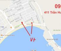 Bán đất đường Hoàng Sa mặt biển Đà Nẵng đ/diện CV Đại Dương,1000,1060m2