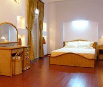 Bán nhà Trần Đình Xu, quận 1 - 8x26m - NH 10m - 5 tầng, 15 căn hộ dịch vụ, thu nhập 200tr/th