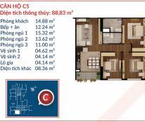 Bán căn hộ cao cấp giá rẻ Việt Đức Complex  ở 99 Lê Văn Lương
