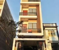 Nhà 4Tx80m2 mới độc lập, sang trọng, gara oto, đường nhựa 12m trong 739 Nguyễn Văn Linh. Giá 3 tỷ