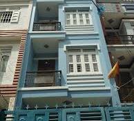 Bán nguyên căn nhà mặt tiền Võ Văn Tần ngã ba Cao Thắng 4,5x18m