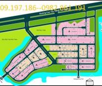 Chủ đất cần tiền bán đất nền dự án ĐH Bách Khoa quận 9, sổ đỏ, điện nước, 17 tr/m2, 0909197186