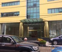 Cho thuê văn phòng tòa CIT Building, phố Duy Tân DT 135m2 với giá từ 220.000d/m2/tháng.