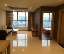 Cần cho thuê gấp căn hộ chung cư Phú Thạnh, diện tích 45m2, 1 PN, đầy đủ tiện nghi