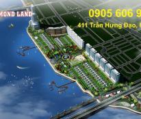 Bán 5 lô đất MT đường Trần Hưng Đạo,Đà Nẵng đ/diện CH Monarchy,phía sau là Euro Village sông Hàn