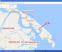 Bán đất mặt biển Cửa Đại-Hội An,Quảng Nam 5,4 nghìn m2,giá cực rẻ 6,2 tr/m2