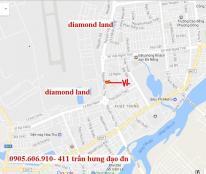 Bán 1000m2 đất đường Nguyễn Hữu Thọ,Đà Nẵng hướng Tây ,xây cao tầng