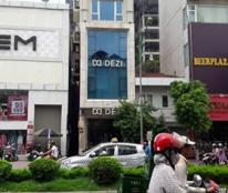 Bán nhà 7t mặt phố Trần thái Tông,vị trí thương mại đẹp nhất con phố,để xây K.sạn 3* DT324m2