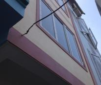 Bán nhà Ngõ 65,gần sân bóng Mậu Lương-Hà Đông,4 tầng,34m2. Giá 1,5 tỷ.0967822784