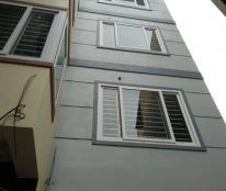Bán nhà ngõ 118 Triều Khúc 4T, 37m2, gần Đại học CNGTVT, ngõ thông, hướng Đông Nam, giá 2.5 tỷ