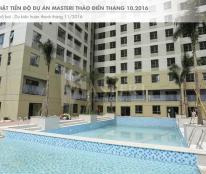 Bán CHCC Masteri Q. 2, 1PN giá chỉ 1.9 tỷ/căn. LH 0903932788 Ms Trâm