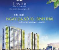 Căn hộ cao cấp 5 sao Lavita Garden nội thất hoàn thiện giá gốc ưu đãi hấp hẫn ck 5%-18%